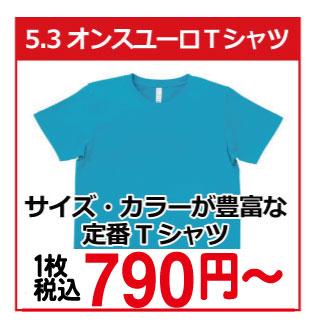 サイズ・カラーが豊富に揃ったユーロTシャツMS1141