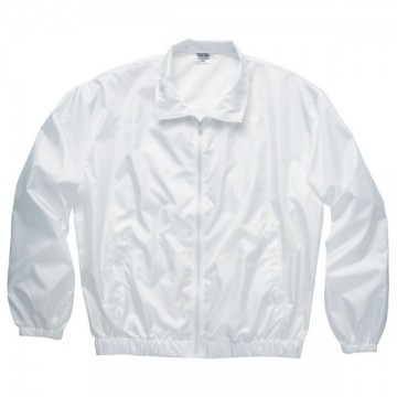 ベーシックカラーブルゾン001.ホワイト