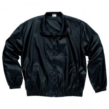 ベーシックカラーブルゾン005.ブラック