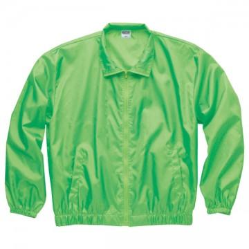 ベーシックカラーブルゾン046.蛍光グリーン