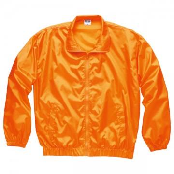 ベーシックカラーブルゾン048.蛍光オレンジ
