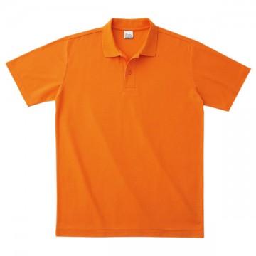 カジュアルポロシャツ【在庫限り】015.オレンジ
