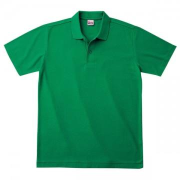 カジュアルポロシャツ【在庫限り】025.グリーン