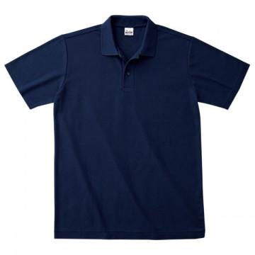 カジュアルポロシャツ031.ネイビー