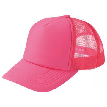 イベントメッシュキャップ049.蛍光ピンク