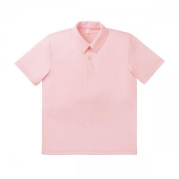 ドライポロシャツ 9.ライトピンク
