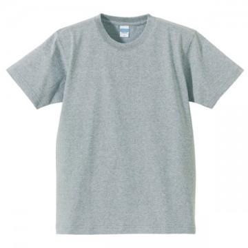 スーパーヘビーウェイトTシャツ006.ミックスグレー