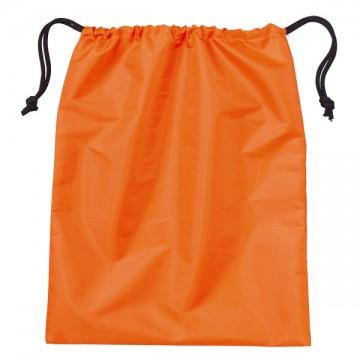 ナイロンシューズバッグ015.オレンジ
