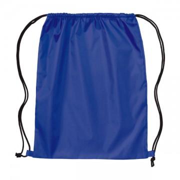 ナイロンランドリーバッグ030.ブルー