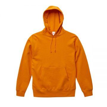 スウェットプルオーバーパーカー064.オレンジ