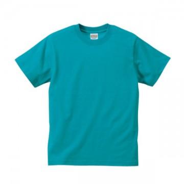プレミアムTシャツ538.ターコイズブルー