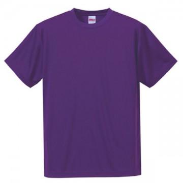 ドライシルキータッチTシャツ539.バイオレットパープル
