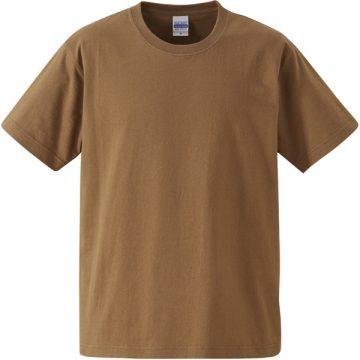 スーパーヘビーウェイトTシャツ743.ダークキャメル