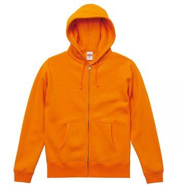 T/Cスウェットフルジップパーカー064.オレンジ
