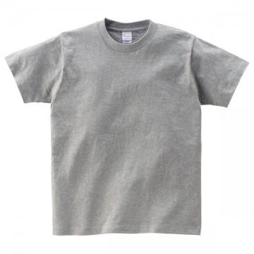 ヘビーウェイトTシャツ003.杢グレー