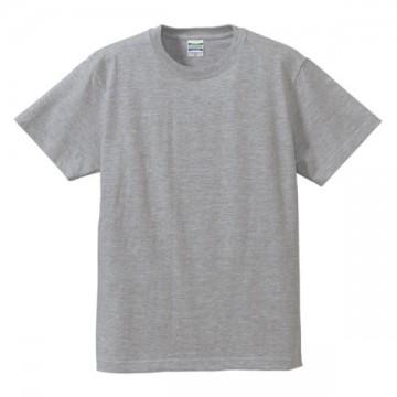 ハイクオリティーTシャツ005.アッシュ
