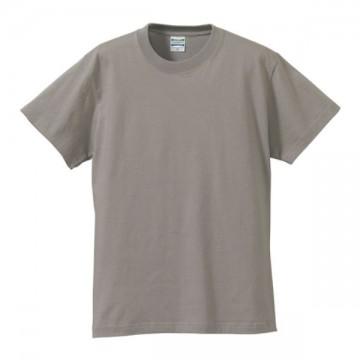 ハイクオリティーTシャツ010.ライトグレー