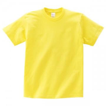 ヘビーウェイトTシャツ020.イエロー