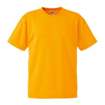4.1オンスドライアスレチックTシャツ22.ゴールド