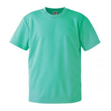 4.1オンスドライアスレチックTシャツ024.ミントグリーン
