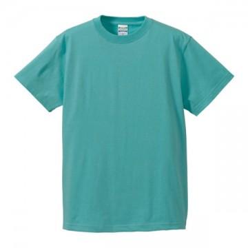 ハイクオリティーTシャツ024.ミントグリーン