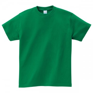 ヘビーウェイトTシャツ025.グリーン