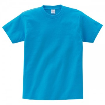 ヘビーウェイトTシャツ034.ターコイズ
