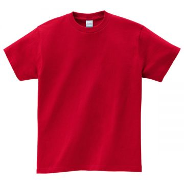ヘビーウェイトTシャツ035.ガーネットレッド