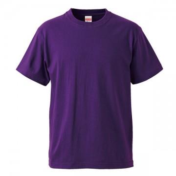 ハイクオリティーTシャツ062.パープル