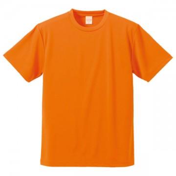 4.1オンスドライアスレチックTシャツ064.オレンジ