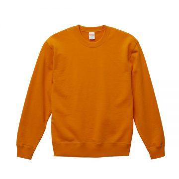 クルーネックスウェット064.オレンジ