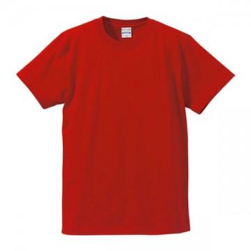 ハイクオリティーTシャツ069.レッド