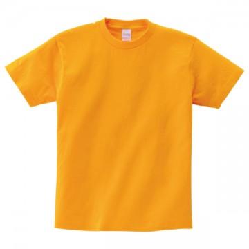 ヘビーウェイトTシャツ077.ゴールドイエロー