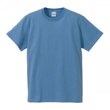 ハイクオリティーTシャツ082.サックス