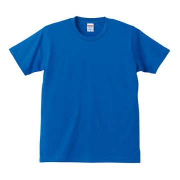 レギュラーフィットTシャツ【在庫限り】085.ロイヤルブルー