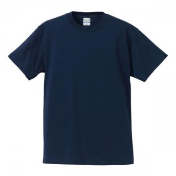 ハイクオリティーTシャツ087.インディゴ