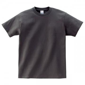 ヘビーウェイトTシャツ129.チャコール