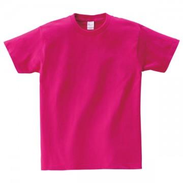 ヘビーウェイトTシャツ146.ホットピンク