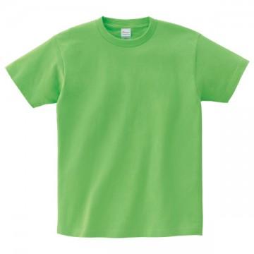 ヘビーウェイトTシャツ155.ライム
