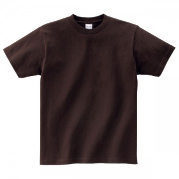 ヘビーウェイトTシャツ【在庫限り】168.チョコレート