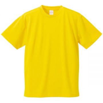 4.1オンスドライアスレチックTシャツ190.カナリアイエロー