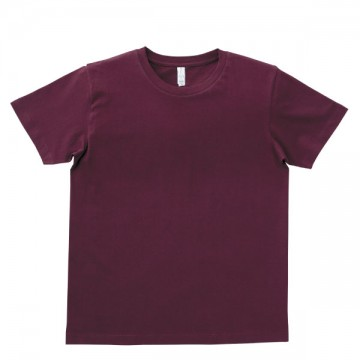 5.3ozユーロTシャツ23.バーガンディ
