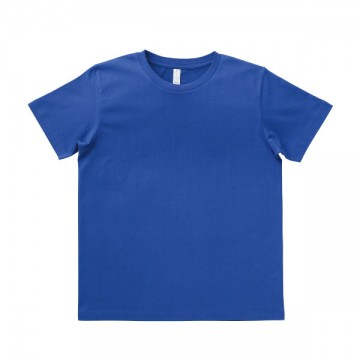 5.3ozユーロTシャツ37.ミッドブルー