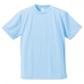 4.1オンスドライアスレチックTシャツ488.ライトブルー
