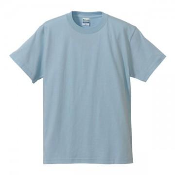 ハイクオリティーTシャツ488.ライトブルー