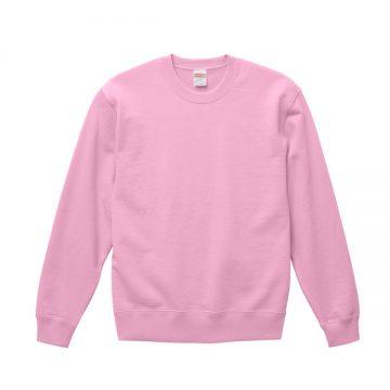 クルーネックスウェット495.ライトピンク