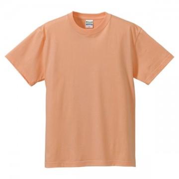 ハイクオリティーTシャツ574.アプリコット