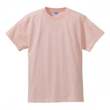 ハイクオリティーTシャツ576.ベビーピンク