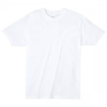 ライトウエイトTシャツ001.ホワイト