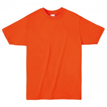 ライトウエイトTシャツ015.オレンジ